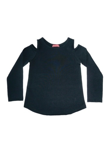 Karamela Tişört Siyah